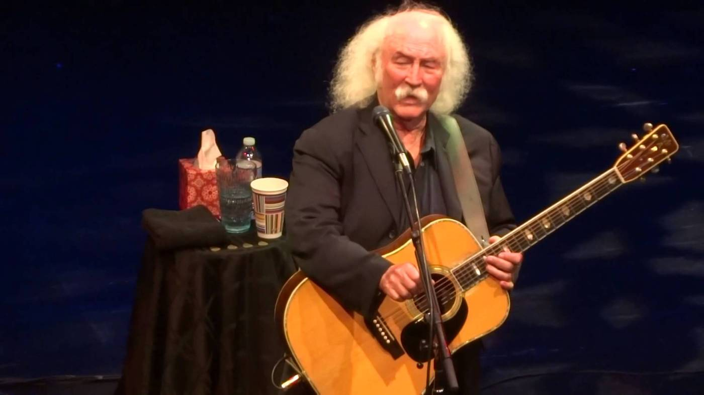 6010be120f24 2018 David Crosby Concert Tickets with Promo Code NASHVILLE ...